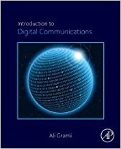 Introduction to Digital Communications, 1ed