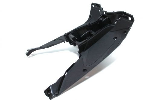 Ersatz Trittbrett Innenraum Verkleidung schwarz für Yamaha Aerox MBK Nitro 50 100 SA15 5BR
