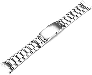 ROUHO 22Mm Reloj Banda Pulido stainess Steel para Omega Seamaster Planet Ocean 007-no. 1