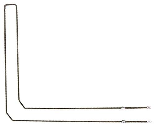 Heizkörper für Pizzaofen Cuppone EVOLUTION MECHANICAL, Mastro CAB0019, CAB0020 1400W 230V Länge 938mm Breite 880mm Anschluss M5