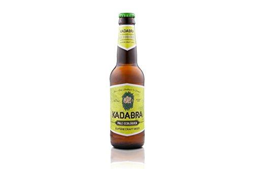 Cerveza KADABRA Pale Ecológica caja de 12 unidades de 33cl