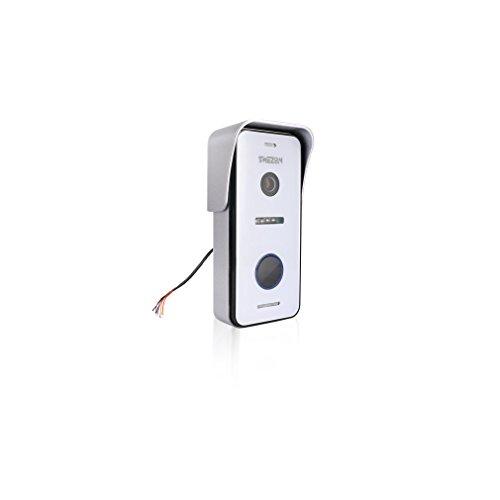 TMEZON Video-Türsprechanlage Türklingel Intercom, kann nur mit MZ-IP-103W Arbeiten