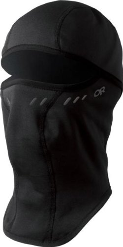 Outdoor Research Ninjaclava - Cold Weather Wicking Thermal Face Mask Black