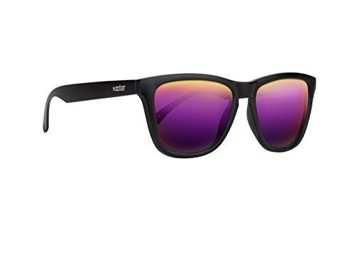 Nectar EPIC Polarisierte Sonnenbrille schwarz