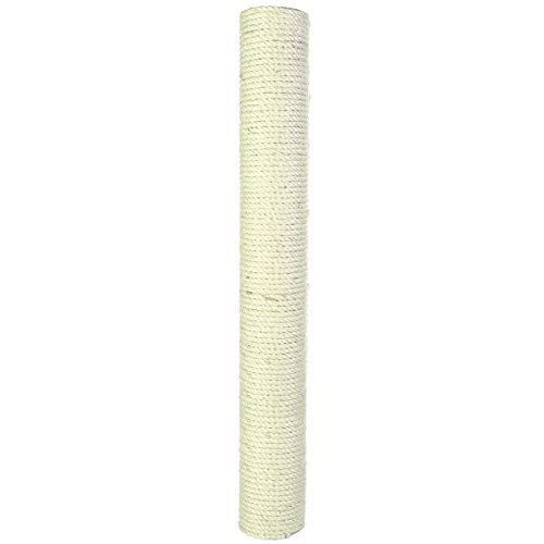 Trixie 43994 Ricambio tiragraffi , sisal, ø 9 × 70 cm, naturale