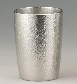 錫製タンブラー クレールシリーズ タンブラーベルク(大) 桐箱入り