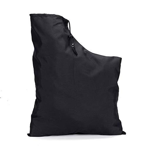 Laubbläserbeutel – Ersatz Laubbläser Vakuum Reißverschluss Boden Dump Bag Laubbläser & Vakuum Teile Zubehör