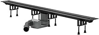 Viega 4965.1–Corpo canalina di scarico 4965.10300/1200in plastica