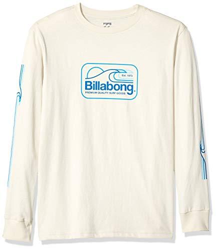 BILLABONG Jungen Dive Tee T-Shirt, Rock, Groß