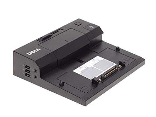 Original Dell E-Port USB 3.0 Docking Station, K07A, 19.5V 6.7A/ 12.3A, DisplayPort, DVI, eSATA, USB 3.0 (Generalüberholt)
