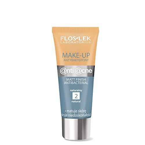 Golden Rose Floslek Anti Acne Make Up Antibacterial 2 Natural