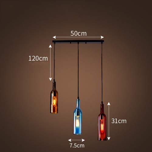 Pinjeer Decoración de la Botella de Cerveza de Color Lámpara LED ...