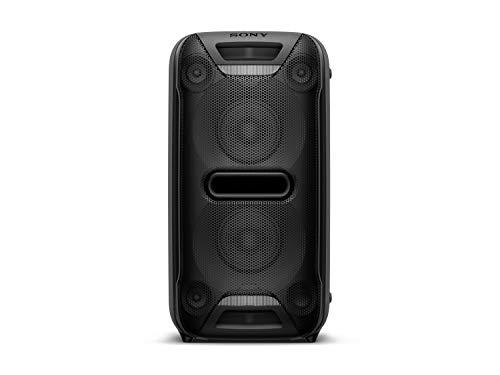 Sony GTK-XB72 High PowerParty Lautsprecher (Bluetooth, NFC, One Box Hifi Music System, Extra Bass, Lichtleiste, Lautsprecherbeleuchtung, Stroboskoplicht) schwarz - 10