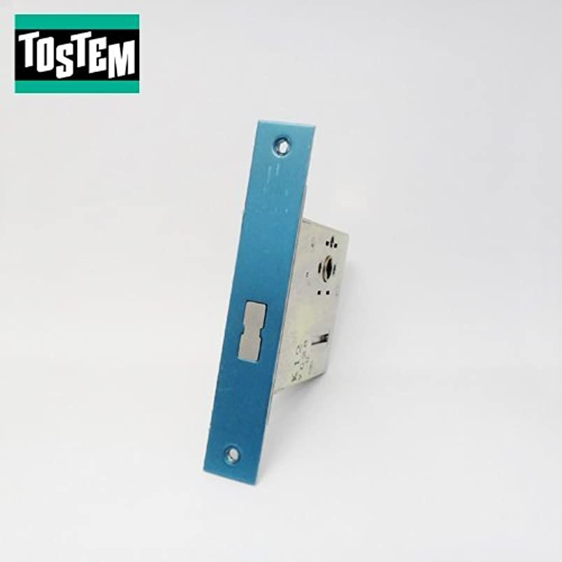 静かにイタリアの疲労TOSTEM(トステム) 錠ケース MIWA QDA345 サブ箱錠 交換 取替え バックセット64mm 主な使用ドア:ポルト、ポルトグランデ など QDA345