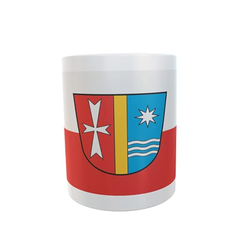 U24 Tasse Kaffeebecher Mug Cup Flagge Bad Dürrheim