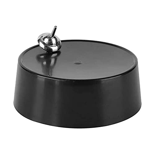 Aoten Magnético Metal Spinning Top Eternal Rotating Decoration Portable Decompresión Puzzle Toy for Adult Children