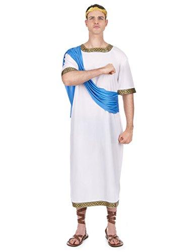Déguisement empereur romain homme - Taille Unique