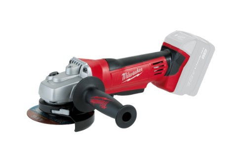 Milwaukee 4933411210 HD 18 AG / 0-Version Akku-Winkelschleifer