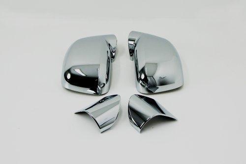 Verchromte Spiegelkappen Spiegelblenden für Chevrolet Orlando 2011-2019