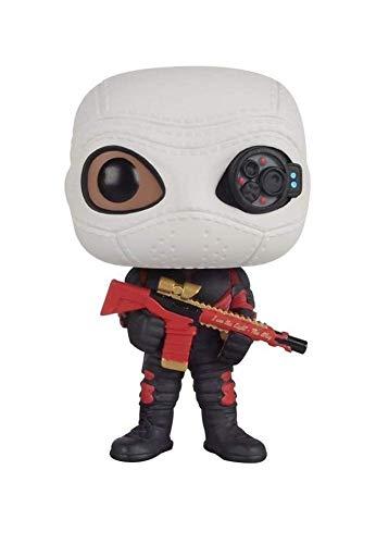 DC Funko POP! Escuadrón Suicida: Deadshot Masked