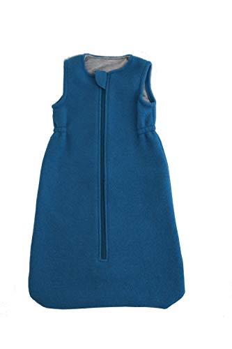 disana Walk Schlafsack Bio Schurwolle blau Gr. 100 cm