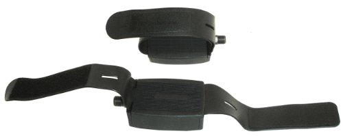 MAGNETRAINER Set of Large Foot Pedals for Leg Exercise - Replacement Pedals for DeskCycle & DeskCycle2 Under Desk Bikes