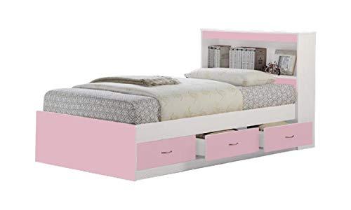 Hodedah Beds, Twin,