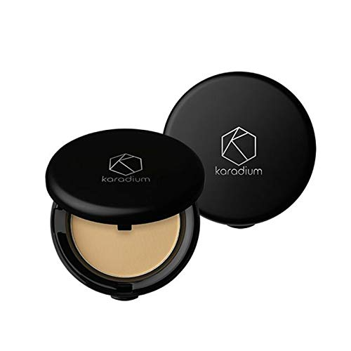 [KARADIUM] Collagen Smart Sun Pact 11g - Perfect Flawless Silky Finish Pact, Long Lasting Sebum Control Effect with Sun Protection (#21)