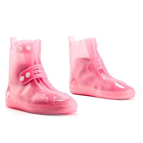 Funda Impermeable para Botas de Lluvia y Zapatos, Resistente al Desgaste, portátil, Unisex