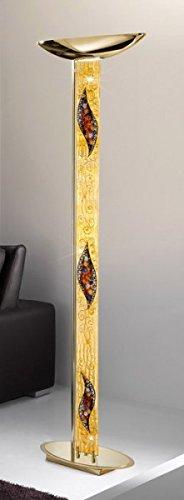 Kolarz Stehleuchte Delphi Kiss 24 Karat Gold Handarbeit,Made in Austria