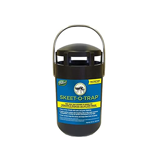 Dalen Reusable Mosquito Repellent for Yard, Outdoor Mosquito Trap and Attractor, No Smoke or Spray, Safe for Pets and People, Cordless