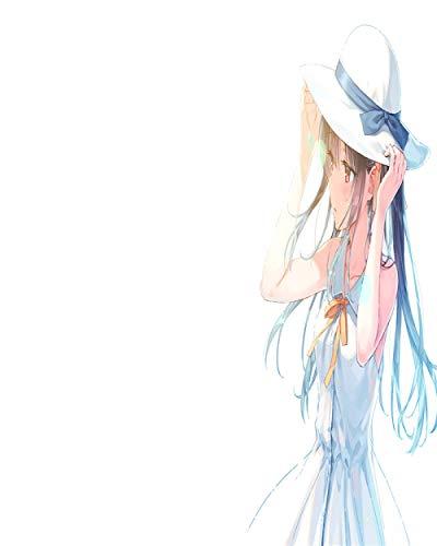 cañamazo punto de cruz Hermosa linda chica anime juego de dibujos animados pintura al óleo dibujo gráficosc kits de punto de cruz. gráficos y kits de punto de cruz patrones baberos para bordar a