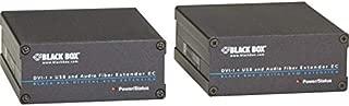 Black Box Network Services Fibre DVI, CATX, USB +Extender EC KIT