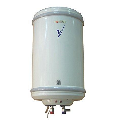 Marc 15 Maxhot Water Heater 15 L Vertical Storage Geyser Ivory