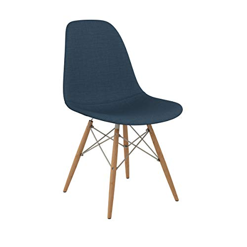 NyeKoncept Mid-Century Side Chair, Yale Blue