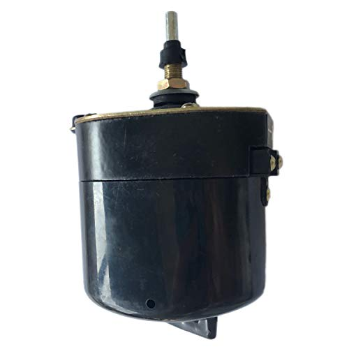WOVELOT 12V Universal Motor del Limpiaparabrisas para Willys Tractor