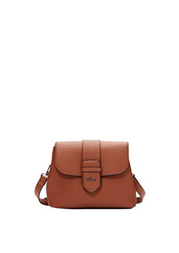 s.Oliver (Bags) 201.10.003.30.300.2040699, City Bag Tasche, Damen, Braun Einzigartige Größe