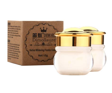 2PCS Strong Effects Powerful whitening Freckle Cream 15g Remove Melasma Acne Spots Pigment Melanin face Care Cream
