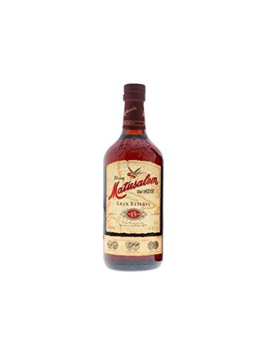 Matusalem Ron 15 Solera Blender GRAN RESERVA Rum (1 x 1000)