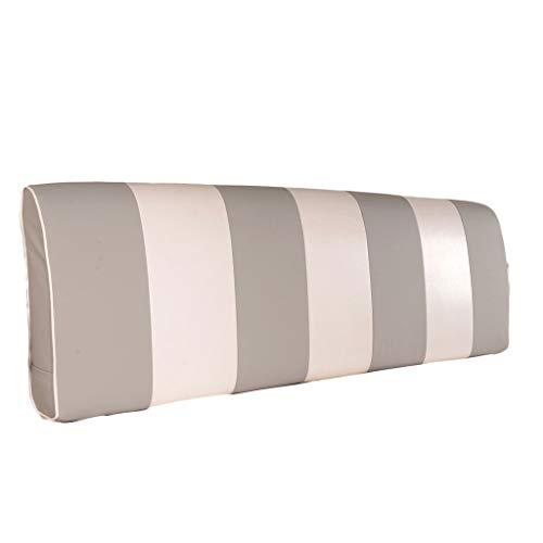 DUOER-kussen rugleuning voor bed, bank kussens, rug kussens voor lounge of pallet meubilair in 5 trendy kleuren