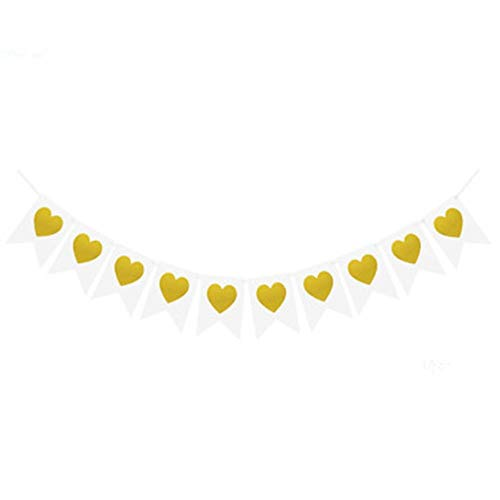 Multi Themes Happy Birthday Banner Boy girl First Birthday Party Decorations Background wall doorway hanging Photo Booth Happy Birthday Bunting Garland Flags,HBwhite heart