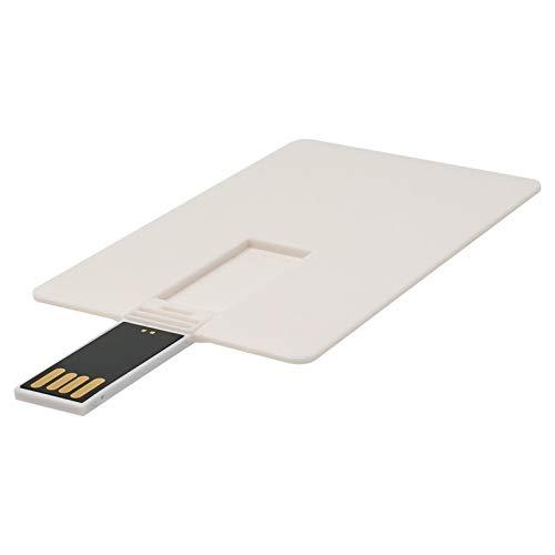 Pack de 25 memorias USB Card Personalizadas con su Logotipo o Texto