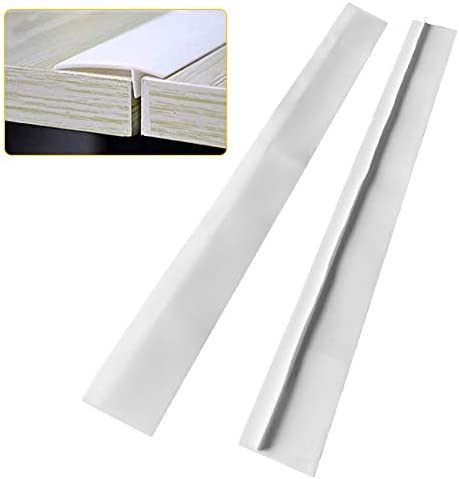 Kitchen Silicone Stove Counter Gap Cover 21 25 inch Long Extra Wide Stove Gap Filler Range Strips product image
