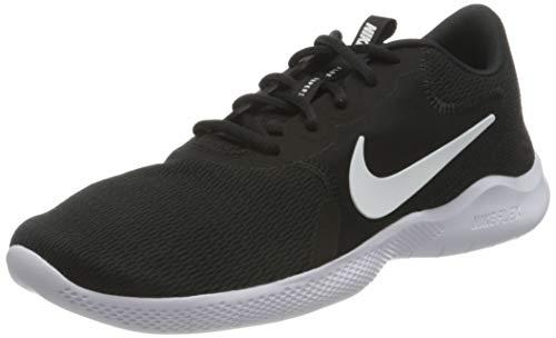 Nike Men's Flex Experience Run Shoe, Black/White-Dark Smoke Grey, 9 Regular US