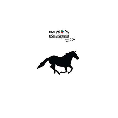 HKM 2028 Autosticker - galopperend paard, M