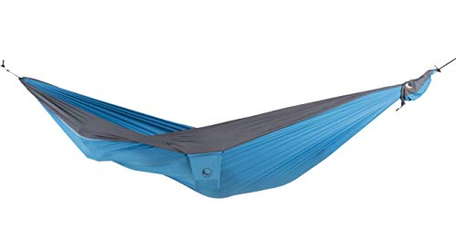 Ticket to the Moon Double Hammock in Express Bag Royal Blue/Grey