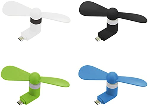 Cell Phone Fan,Usb C Fan Phone Fan Android Type C Pocket Type C Mini Fan Portable Mini Phone Fan for Android Samsung Galaxy S20 S10 Note 8 Note9 A10 A9 Star A9s A8s A8+ A6s,Moto G7 G6 LG Stylo 4 Xiao mi Mi A2 Mi 8 and More Type C Mobile Phones with OTG Function