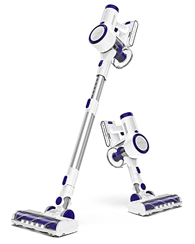 ORFELD Cordless Vacuum, 20000Pa Powerful Suction Stick...
