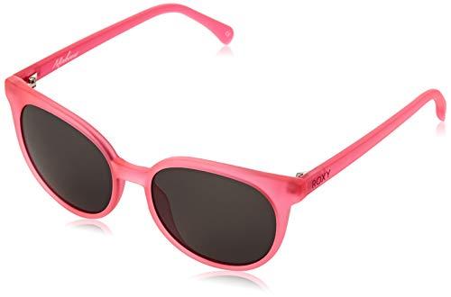 Roxy Makani-L Sonnenbrille für Mädchen, 8-16, Pink/Pink/Grey-Combo, FR Einheitsgröße (Größe Hersteller: 1SZ)