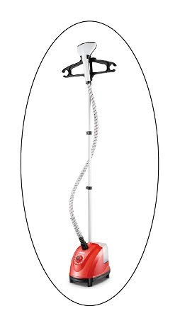 Kumaka Sheffield Classic Garment Steamer 1800 Watts with 360 Degree Swivel Hanger...
